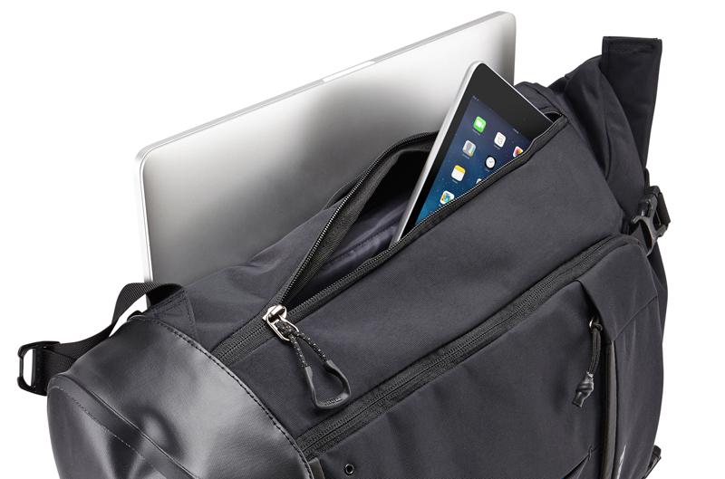 Thule Paramount 24L バックパック ブラック Backpack TRDP115 BLK 24リットル リュックサック (TRDP-115)