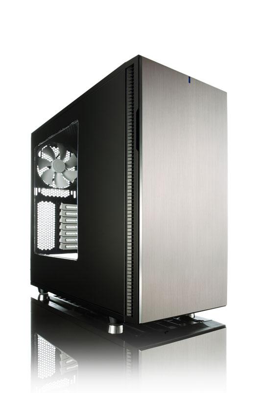 Fractal Design Define R5 Titanium grey Window side panel (FD-CA-DEF-R5-TI-W)
