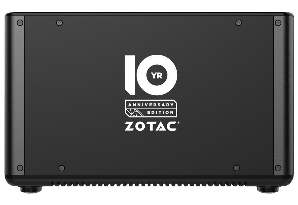 ZOTAC ZBOX MAGNUS EN1080 NVIDIA GeForce GTX 1080搭載コンパクトパソコン|ZBOX-EN1080-J-W2B