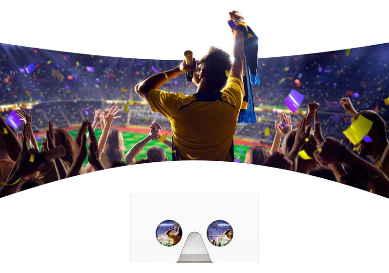 Arashi Vision Insta360 Nano iPhone対応360度カメラ VRヘッドマウントディスプレイ付き