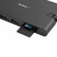 StarTech USB Type-C専用マルチポートアダプタ Mac/Windows対応 HDMI/VGA 3x USB3.0 SD/microSDカードスロット USB給電 3.0 本体にケーブル収納可|DKT30CHVSCPD