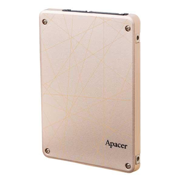 Apacer AS720 SSD 2.5インチ 7mm SATAIII 240GB RTLUSB3.1  Gen 2 Type-Cポータブルストレージ|AP240GAS720-1