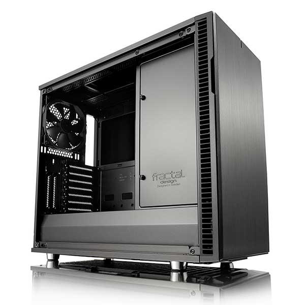 Fractal Design Define R6 Tempered glass FD-CA-DEF-R6-GY-TG