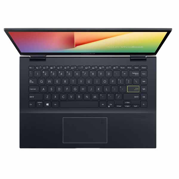 ASUS VivoBook Flip 14 TM420IA ノートPC(AMD Ryzen7 4700U/8GB/SSD 512GB(PCI Express 3.0 x2)/14型ワイド(FHD)/Office HB2019|TM420IA-EC147TS