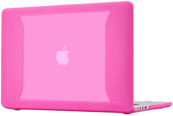 Tech21 Impact Snap MacBook Pro 15インチ Retina Pink(ピンク) ケース T21-3274