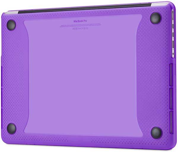 Tech21 Impact Snap MacBookPro 15インチ Retina Purple(パープル)|T21-3275