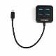 StarTech 4ポートUSB Type-Cハブ USB-C - USB3.1 Gen2 ハブ(10Gbps) バスパワー対応 4x USB-Aポート搭載USB-C HUB|HB31C4AB