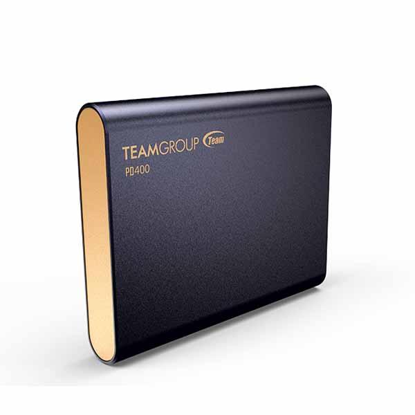 Team PD400 SSD 960GB USB3.1 Gen1 防水/耐衝撃/高速/ポータブルSSD|T8FED4960G0C108