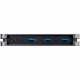 StarTech 4ポートUSB-Cハブ/1x USB-C & 3x USB-A/5Gbps USB 3.2/3.1 Gen 1準拠Type-Cハブ/バスパワー対応/28.5cmケーブル|HB30CM3A1CB