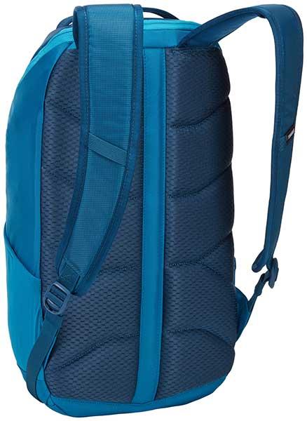 Thule EnRoute Backpack 14リットル 13インチノートPC、タブレット収納可能バックパック・リュックサック Poseidon(ブルー)|3203590