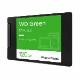 Western Digital WD Green SATA SSD 容量120GB 2.5インチ 7mm|WDS120G2G0A
