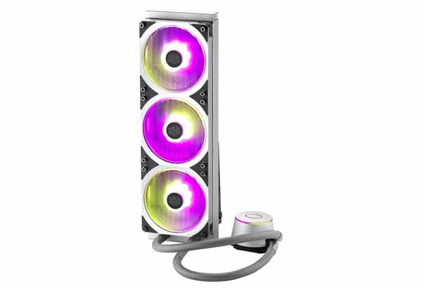 Cooler Master MasterLiquid ML360P Silver Edition 水冷一体型CPUクーラー MLY-D36M-A18PA-R1