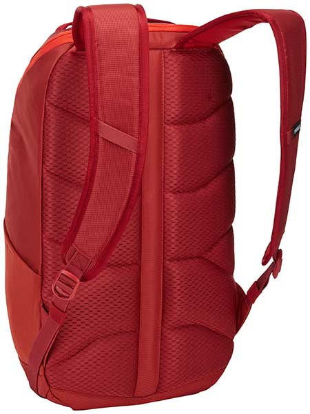 Thule EnRoute Backpack 14リットル 13インチノートPC、タブレット収納可能バックパック・リュックサック Red Feather(レッド)|3203587