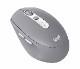 ロジクール MULTI-DEVICE ワイヤレス マルチタスク 静音マウス ミッドグレイ|M585MG