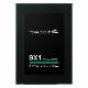 Team GX1 SSD 480GB 2.5inch R/530MBs W/430MBs R/85KBs W/50KBs|T253X1480G0C101
