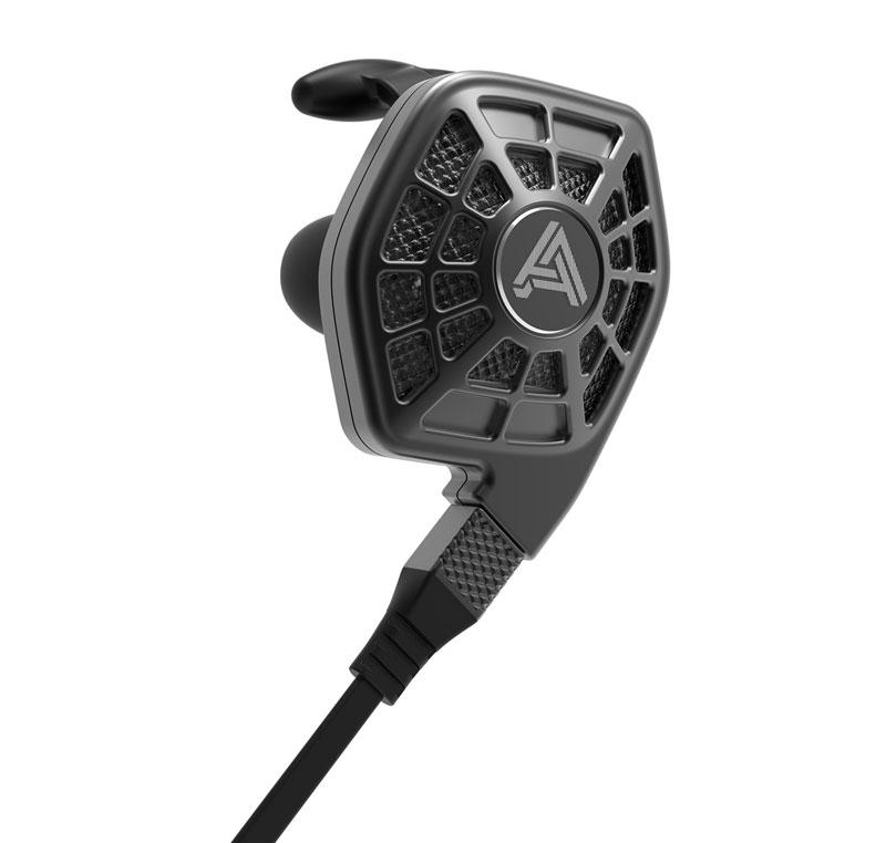Audeze iSINE 10 平面駆動型インイヤーイヤフォン Lightning接続対応|110-IE-1000-01