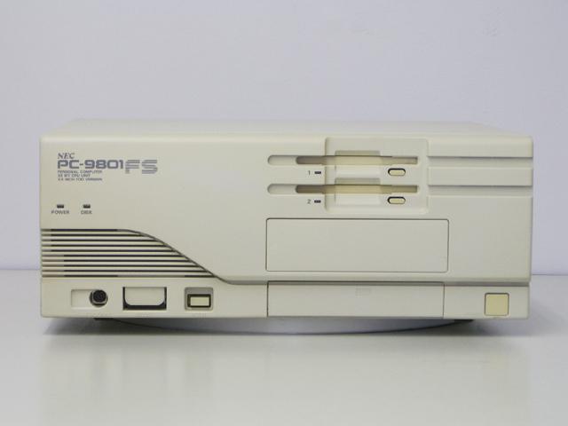 PC-9801FS/U2 (中古)