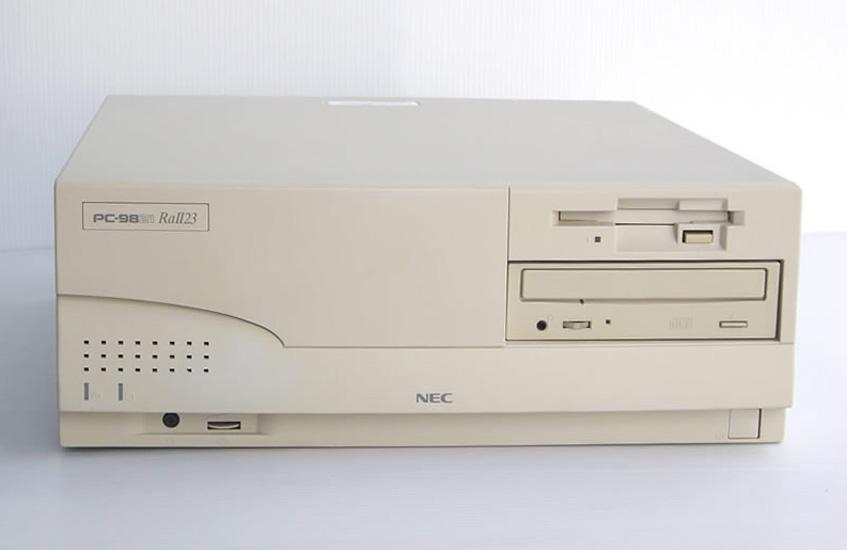 PC-9821RaII 23 (中古)