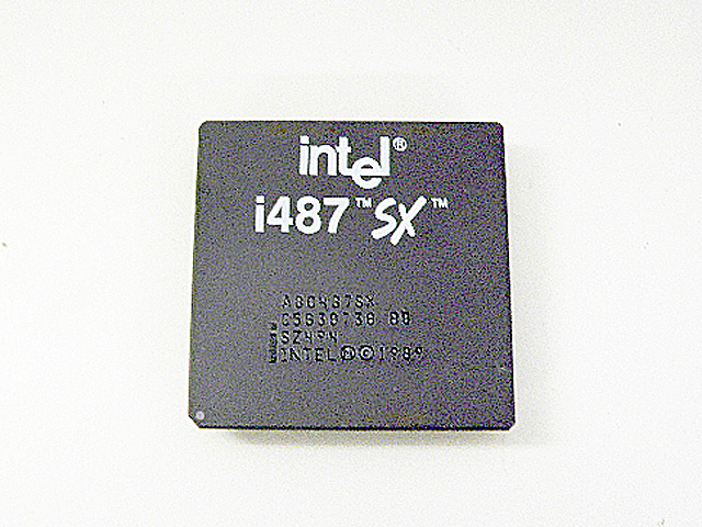 i487SX (中古)