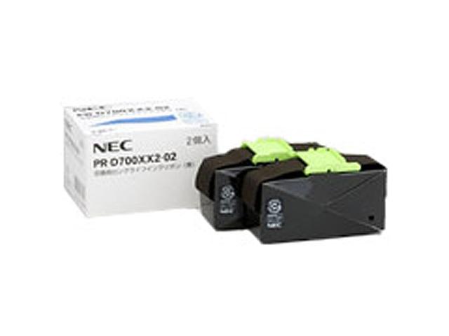 PR-D700XX2-02 同等品 (交換用インクリボン 2個セット) (新品)