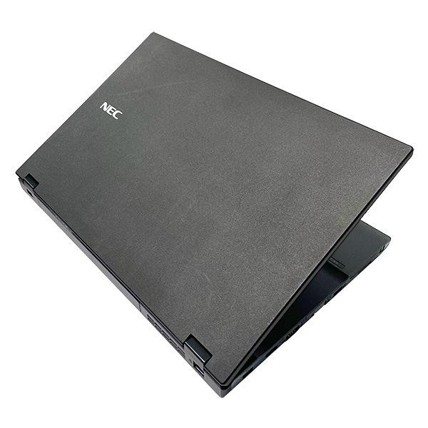 ★キーボードがキレイ!第6世代Corei5×8GBメモリのハイスペック大画面ノート★ ノートパソコン 中古 Office付き 8GB SSD 第6世代 キーボード キレイ Windows10 NEC VersaPro PC-VK23TX-U 8GBメモリ 15.6型 中古パソコン 中古ノートパソコン