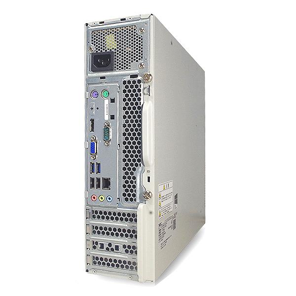★Corei3搭載でコスパ良し!SSD搭載で起動も早くサクサク快適NECの液晶セット★ デスクトップパソコン 中古 Office付き i3 DVDマルチ 8GB フルHD Windows10 NEC Mate(メイト) PC-MK37LL-N 8GBメモリ 23型 中古パソコン 中古デスクトップパソコン