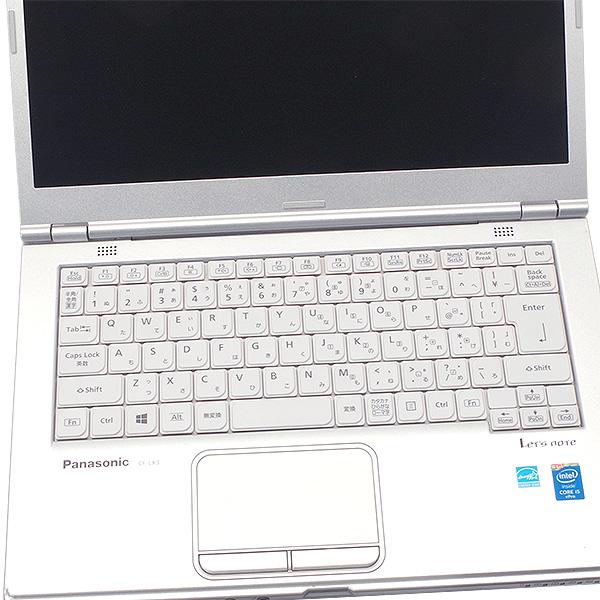 ★ DVDが焼ける!8GBメモリ×SSDで強力な持ち運びにもメインにもOKの大人気14インチLet'snote!★ ノートパソコン 中古 Office付き 14インチ 8GB Webカメラ SSD 高解像度 Windows10 Panasonic Let'snote CF-LX3 8GBメモリ 14型 中古パソコン 中古ノートパソコン