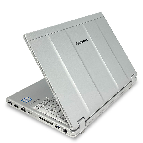 ★WUXGAの高精細液晶!第7世代Corei5×8GBメモリ×SSDで動作もボディも超軽いレッツノート★ ノートパソコン 中古 Office付き 第7世代 8GB 高解像度 SSD Windows10 Panasonic Let'snote CF-SZ6 8GBメモリ 12.1型 中古パソコン 中古ノートパソコン