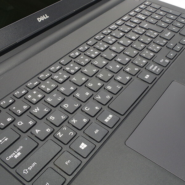 ★光沢液晶がキレイなDELLの大画面高性能ノート★ ノートパソコン 中古 Office付き WEBカメラ Bluetooth 光沢液晶 大画面 Windows10 DELL Inspiron 3558 8GBメモリ 15.6型 中古パソコン 中古ノートパソコン