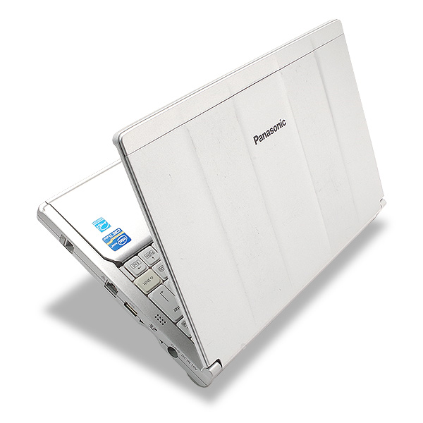 ★お仕事の定番レッツノートがお手頃価格に!★ ノートパソコン 中古 Office付き 軽量 レッツノート Windows10 Panasonic Let'snote CF-NX2 4GBメモリ 12.1型 中古パソコン 中古ノートパソコン