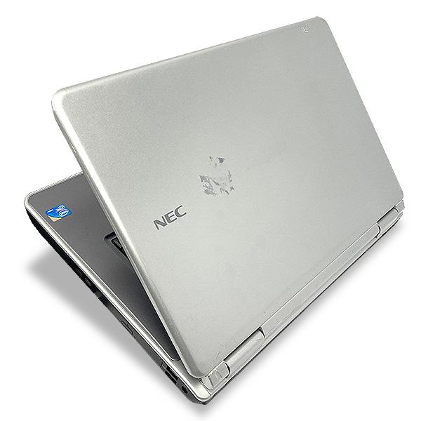 ★フルHD大画面!新品SSD×Corei5搭載した快適ノートがお手ごろ価格!★ ノートパソコン 中古 Office付き 訳あり 新品SSD フルHD Windows10 NEC VersaPro PC-VK26MD-B 4GBメモリ 15.6型 中古パソコン 中古ノートパソコン