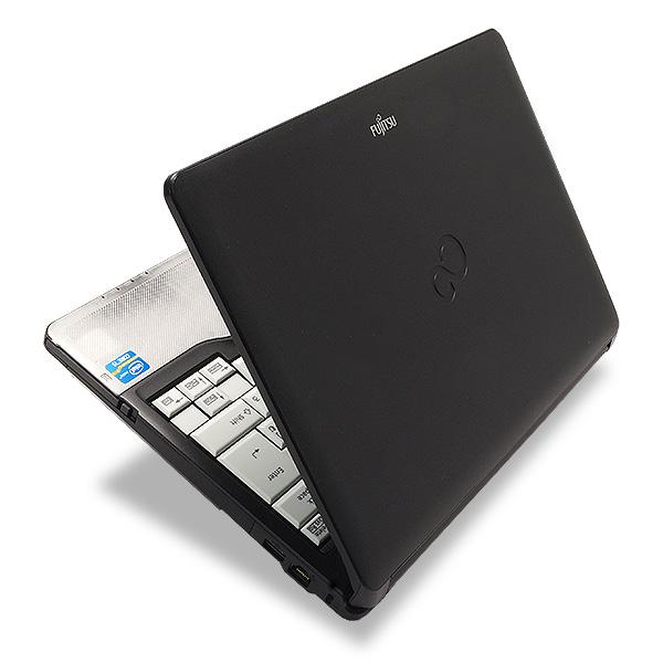 ★Corei5搭載した富士通スリムモバイルが訳ありでお買い得に!★ ノートパソコン 中古 Office付き 訳あり コンパクト Windows10 富士通 LIFEBOOK S762/G 4GBメモリ 13.3型 中古パソコン 中古ノートパソコン