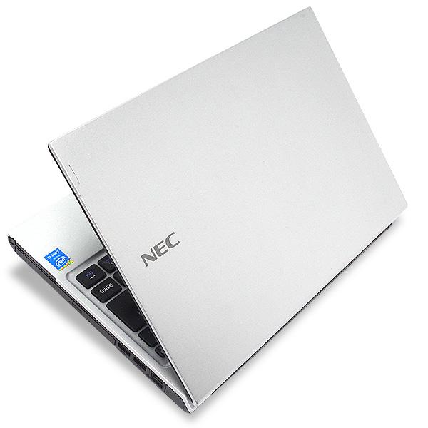 ★DVDが焼ける!爆速SSD×第4世代i5搭載したNECの軽量コンパクトモバイル★ ノートパソコン 中古 Office付き 訳あり SSD Bluetooth 高解像度 軽量 Windows10 NEC VersaPro PC-VK27MC-M 4GBメモリ 13.3型 中古パソコン 中古ノートパソコン