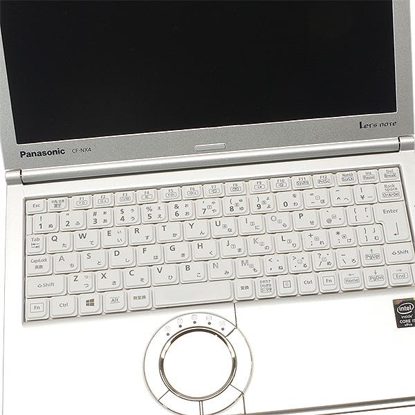 ★Webカメラ搭載!第5世代Corei5×SSD搭載した速くて軽いレッツノート★ ノートパソコン 中古 Office付き Webカメラ SSD 第5世代 高解像度 Windows10 Panasonic Let'snote CF-NX4 4GBメモリ 12.1型 中古パソコン 中古ノートパソコン