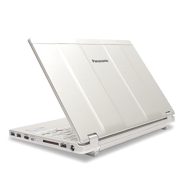 ★第7世代Corei5×8GBメモリ×SSDで動作もボディも超軽いレッツノート★ ノートパソコン 中古 Office付き 訳あり 第7世代 8GB SSD 軽量 Windows10 Panasonic Let'snote CF-SZ6 8GBメモリ 12.1型 中古パソコン 中古ノートパソコン