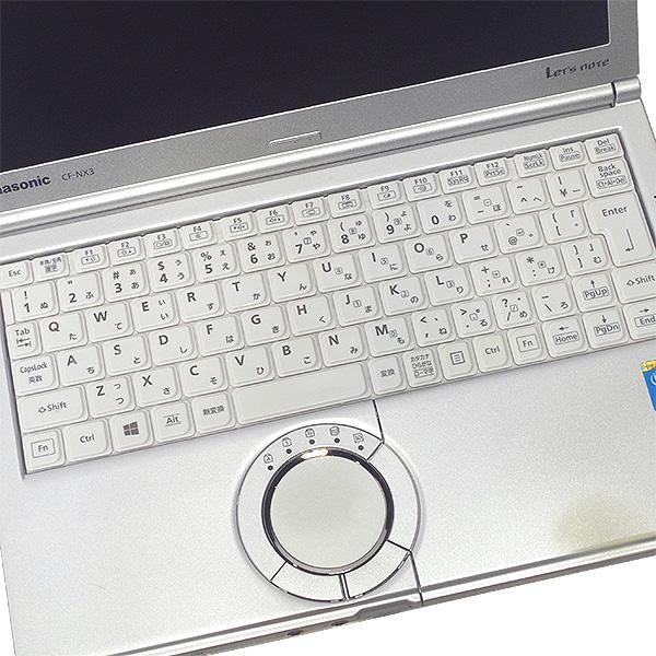 ★Webカメラ付き!第4世代Corei5とSSD搭載でサクサク使えるレッツノート★ ノートパソコン 中古 Office付き WEBカメラ SSD Bluetooth 軽量 Windows10 Panasonic Let'snote CF-NX3 4GBメモリ 12.1型 中古パソコン 中古ノートパソコン