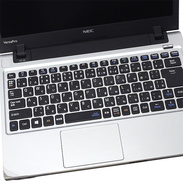 ★大容量HDD×第4世代i5搭載したNECのコンパクトモバイルがお買得!★ ノートパソコン 中古 Office付き 訳あり 500GB Bluetooth 高解像度 Windows10 NEC VersaPro PC-VK27MC-M 4GBメモリ 13.3型 中古パソコン 中古ノートパソコン