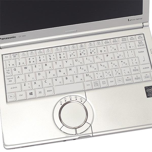 ★Webカメラ付き! お仕事用に人気の高性能モバイル、レッツノートが訳ありでお買得!★ ノートパソコン 中古 Office付き 訳あり Webカメラ 第5世代 Windows10 Panasonic Let'snote CF-SX4 4GBメモリ 12.1型 中古パソコン 中古ノートパソコン