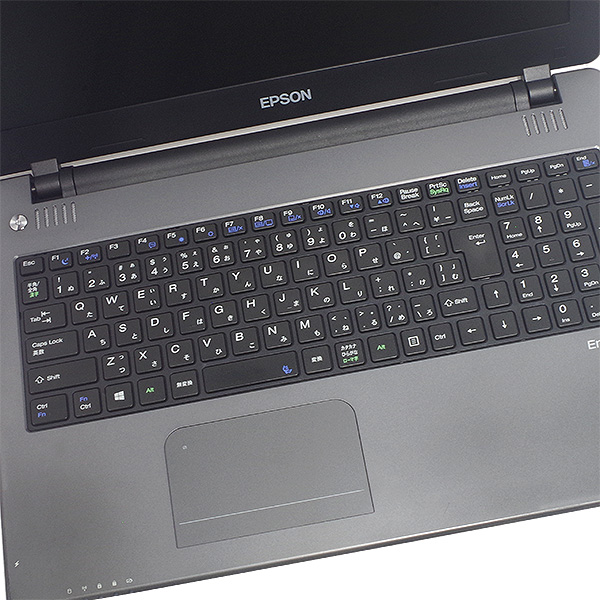 ★SSD搭載したEPSONの薄型デザインノートが訳ありでお買得!★ ノートパソコン 中古 Office付き 訳あり SSD テンキー 薄型 Windows10 EPSON Endeavor NJ3900E 4GBメモリ 15.6型 中古パソコン 中古ノートパソコン