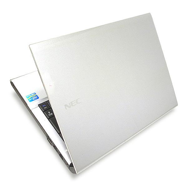★大容量HDD搭載した軽量コンパクトモバイル!★ ノートパソコン 中古 Office付き 500GB 軽量 コンパクト Windows10 NEC VersaPro PC-VK26MB-F 4GBメモリ 12.1型 中古パソコン 中古ノートパソコン