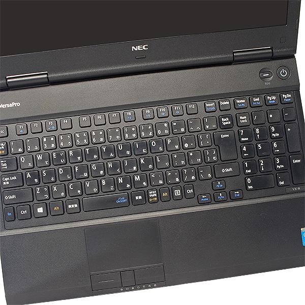 ★なんと大容量8GBメモリ×SSD×第4世代Corei3搭載!高性能NECノート!★ ノートパソコン 中古 Office付き 8GB SSD テンキー Webカメラ Windows10 NEC VersaPro PC-VK25LX-N 8GBメモリ 15.6型 中古パソコン 中古ノートパソコン