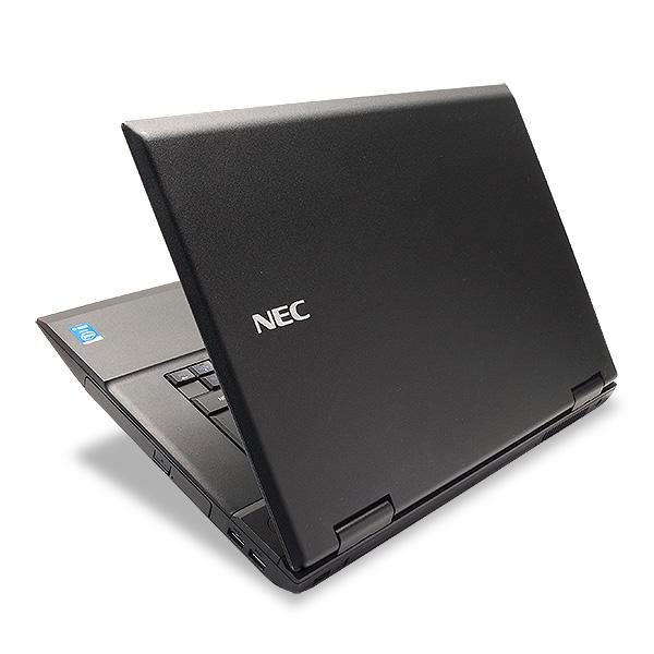 ★Webカメラ搭載!8GBメモリ×SSD×第4世代Corei5の強力性能ワイドノート★ ノートパソコン 中古 Office付き 8GB SSD Webカメラ Bluetooth Windows10 NEC VersaPro PC-VK27MX-N 8GBメモリ 15.6型 中古パソコン 中古ノートパソコン