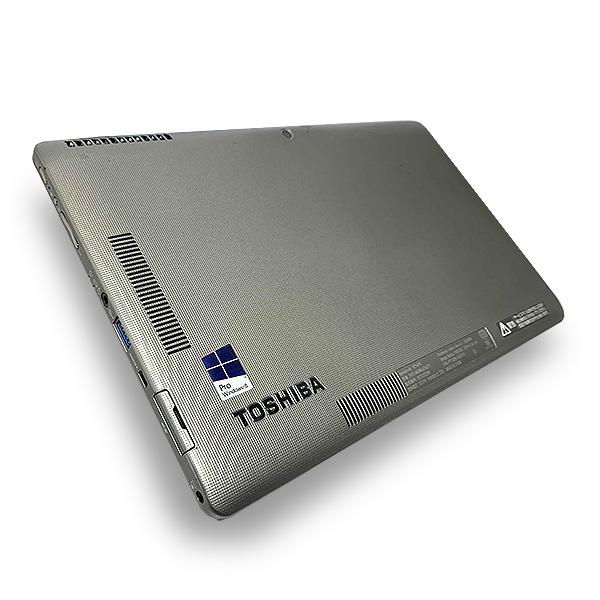 ★SSDで爆速!フルHDで使い勝手抜群のWindowsタブレット!★ ノートパソコン 中古 Office付き タブレット webカメラ SSD Windows10 東芝 dynabook V714/K 4GBメモリ 11.6型 中古パソコン 中古ノートパソコン