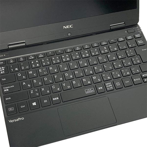 ★軽量・コンパクトなのに大容量HDD搭載したNECの高性能モバイルがお買得!★ ノートパソコン 中古 Office付き 訳あり 500GB 高解像度 軽量 コンパクト Windows10 NEC VersaPro PC-VK27MC-M 4GBメモリ 13.3型 中古パソコン 中古ノートパソコン