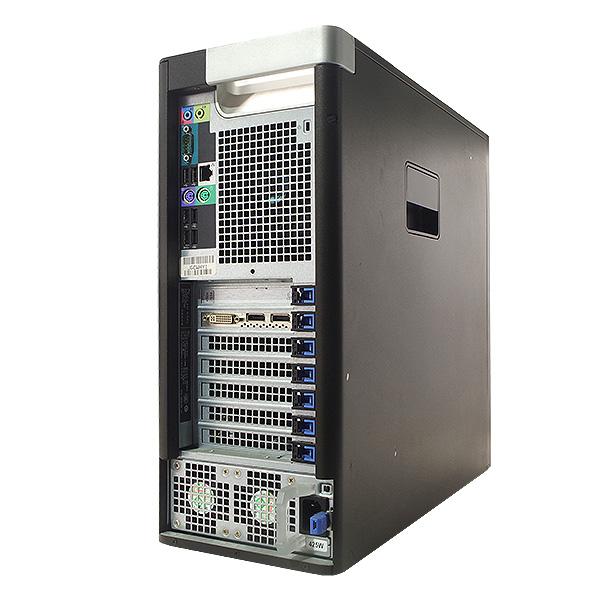★CADや3Dグラフィックに対応!ハイエンドワークステーション★ デスクトップパソコン 中古 Office付き 3DCAD対応 ゲーミングPC Quadro K2000 Windows10 DELL Precision T3600 16GBメモリ 中古パソコン 中古デスクトップパソコン