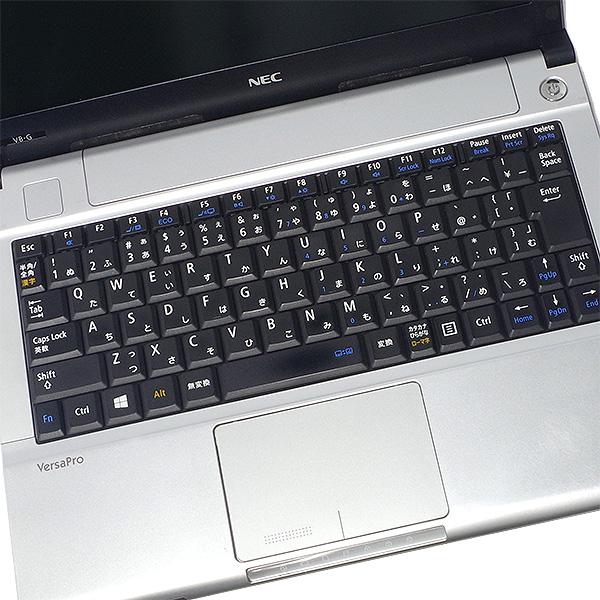 ★SSD×たっぷり6GBメモリ搭載したNECの快適・軽量コンパクトモバイル★ ノートパソコン 中古 Office付き SSD 高解像度 軽量 コンパクト Windows10 NEC VersaPro PC-VK27MB-G 6GBメモリ 12.1型 中古パソコン 中古ノートパソコン