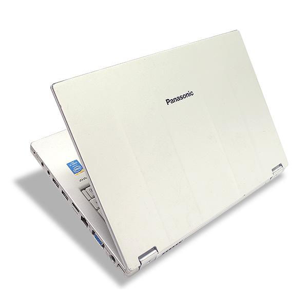 ★フルHDのレッツノート!爆速SSD×第4世代i5で快適な大人気MX3が訳ありでお買い得!★ ノートパソコン 中古 Office付き 訳あり SSD フルHD 軽量 Windows10 Panasonic Let'snote CF-MX3 4GBメモリ 12.5型 中古パソコン 中古ノートパソコン