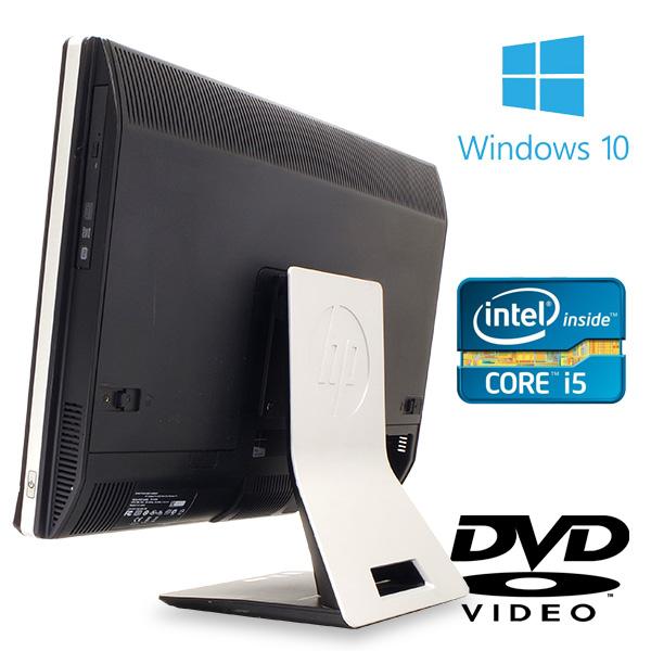 ★ Webカメラ付き♪シンプルデザインがクールなhpの一体型PC★ デスクトップパソコン 中古 Office付き 訳あり Webカメラ SSD Windows10 HP ProOne 6300 4GBメモリ 21.5型 中古パソコン 中古デスクトップパソコン