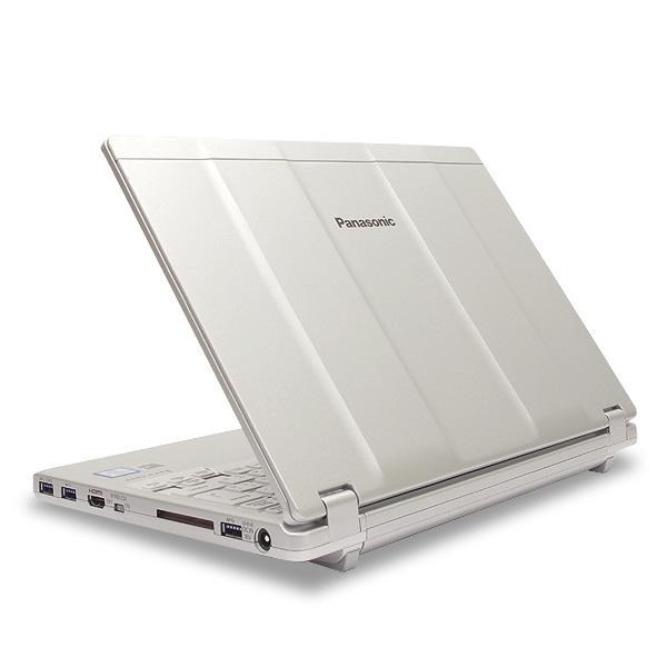 ★SSD×第6世代Corei5の強力性能!超軽量レッツノートがお買得!★ ノートパソコン 中古 Office付き 訳あり Webカメラ SSD 第6世代 軽量 Windows10 Panasonic Let'snote CF-SZ5 4GBメモリ 12.1型 中古パソコン 中古ノートパソコン
