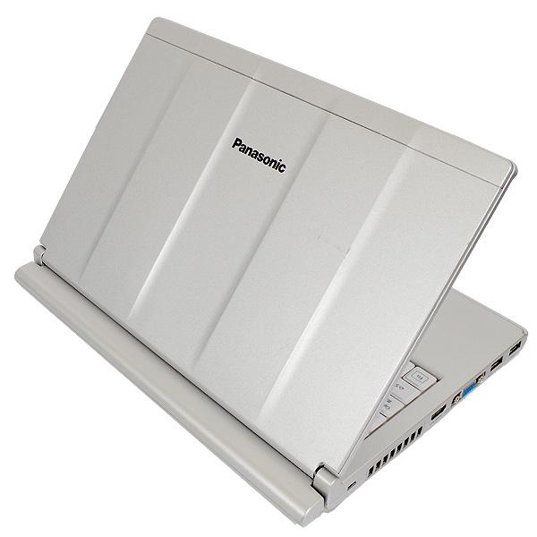 ★Webカメラ内蔵!SSDと第3世代Corei5搭載し動作快適!ビジネスの定番レッツノート★ ノートパソコン 中古 Office付き SSD Webカメラ Bluetooth 軽量 レッツノート Windows10 Panasonic Let'snote CF-NX2 4GBメモリ 12.1型 中古パソコン 中古ノートパソコン